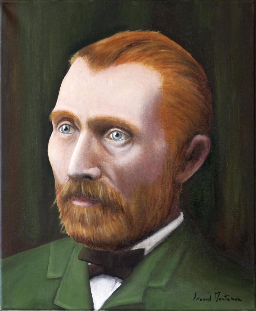 Vincent van Gogh by arnaud-montenon